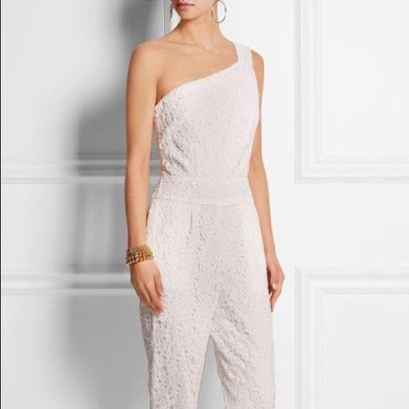 38688e6059c1 J. Crew Dresses   Skirts - JCrew Nia Bridal one-shoulder floral-lace